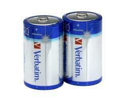 Verbatim Alkaline 9V / 6LR61 Block Batterie