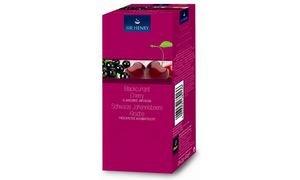 TCHIBOKAFFEE 475826 Früchtetee aromatisiert Schwarze-Johannisbeere-Kirsche-Geschmack
