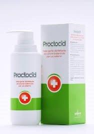proctocid soluzione disinfettante flacone 200 ml