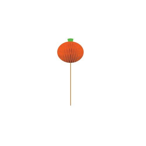 24Zählen Honeycomb Kürbis Lebensmittel oder Drink Picks (Vorspeisen Für Eine Halloween-cocktail-party)