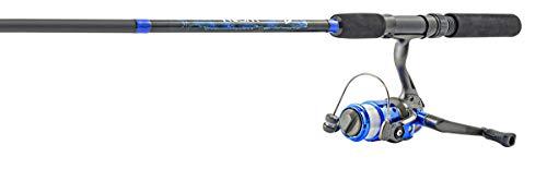 South Bend Worm Gear Spinning Fishing Combo-Grün, Blau oder Orange - South Bend Ein Licht