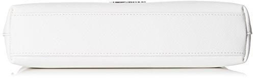 Tua by Braccialini Damen Trendy Handtasche, 30.5x17x7 cm Bianco