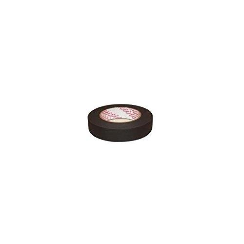 Créative Régie - Klebstoff Permacel Papier noir Mat 25mm x 55m