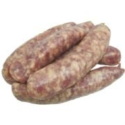 Toulouse Sausages Traditional French Uncooked x 10 pieces