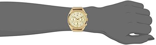Tommy Hilfiger Watches Damen-Armbanduhr MIA Analog Quarz Edelstahl beschichtet 1781488 -