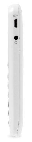Doro PhoneEasy 508 81g Blanco Tel  fono para personas mayores - Tel  fono m  vil  Barra  SIM   nica  128 x 160 Pixeles  Bluetooth  800 mAh  Blanco
