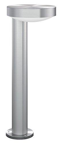 Philips luminaire extérieur LED borne Cockatoo acier lumière blanc froid