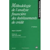 Mthodologie de l'analyse financire des tablissements de crdit