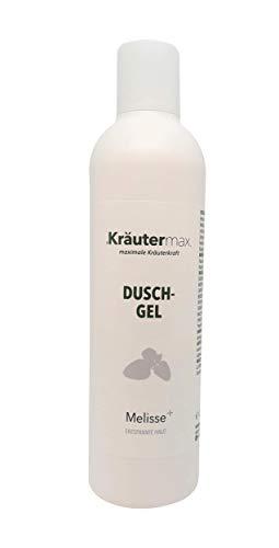 Melisse-Dusch-Gel 1 x 250 ml - Melissen-Öl-Haare - ohne Parabene