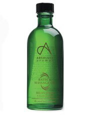Absolute Aromas Relaxation Bath and Massage Oil 100ml
