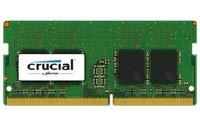 Crucial CT8G4SFD824A Memoria RAM de 8 GB (DDR4, 2400 MT/s, PC4-19200, Dual Rank x 8, SODIMM, 260-Pin)