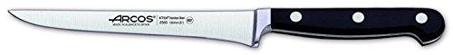 Jd Diffusion Arcos Clásica - Couteau à désosser Flexible, 160 mm (étui)