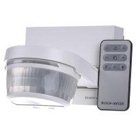 Busch-Jaeger 220Masterline Premium incl. IR Hand Transmitter Infrared Sensor Wired Wall White-Motion Rauchmelder (Infrared Sensor, Wired, 16m, AC, 1W, 50/60)