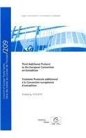 Troisième protocole additionnel à la Convention européenne d'extradition par  Conseil de l'Europe