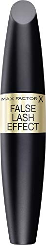 Max Factor False Lash Effect Mascara Schwarz - Wimperntusche für maximale Länge & volle Wimpern - Definition bis in die Spitzen - 1 x 13,1 ml