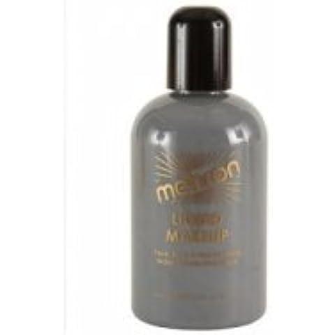 Mehron Liquid Makeup 4.5 oz Monster Grey by Mehron