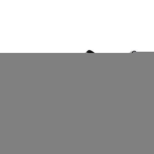 Leichte Dämpfung Laufschuhe Sportschuhe mit Klettverschluss für Herren Damen, Schwarz, 37 EU