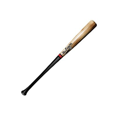 no-errors-pro-certified-271-ash-wood-bat-34-inch-with-our-h11-knob-with-a-black-handle-and-flame-tre