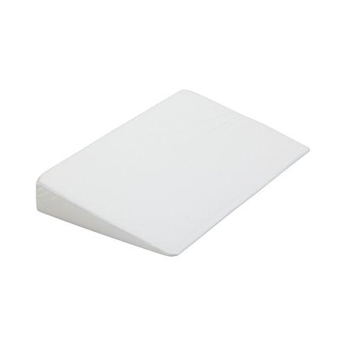 Cambrass 34522 - Plain E Weißes Kinderbett-Komfortkissen 55X37 cm