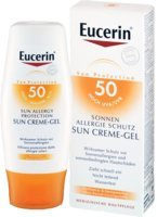 Eucerin Sun Allergie Gel 50+, 150 ml