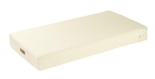 Bloom Matelas Bébé à Ressorts pour Lit Alma Mini Blanc 90 x 45 cm