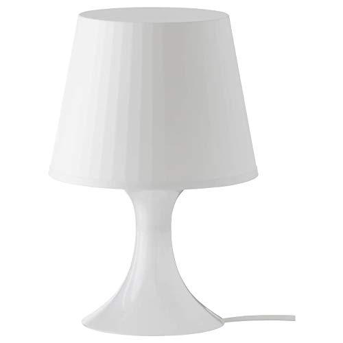 IKEA LAMPAN Lampara de mesa Blanco