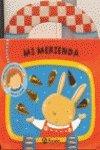 Mi merienda (Bolsi libros/Bag's Book) por Nathan Reed