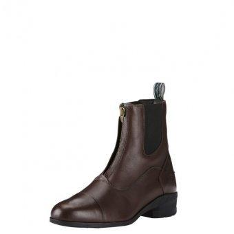 Ariat Heritage IV Mens Zip Paddock Boots UK 11 Brown