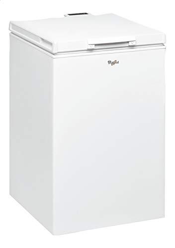 Whirlpool whs1021Gefrierschrank-Tiefkühltruhen (Premiumqualität, 100l, 9kg/24h, sn-t, A +, weiß)
