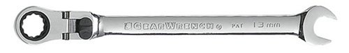 GEARWRENCH 85613 13MM XL LOCKING FLEX-HEAD RATCHETING COMBINATION WRENCH