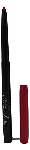 No7 Precision Lips Pencil - retractable lip liner pencil ~ Raspberry -