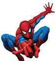 Original Spider-Man Grillschürze für Kinder
