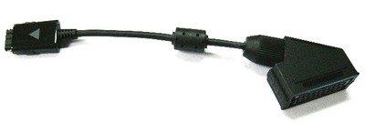 Samsung PS50B850Y1WXXC 127 cm Plasma TV Scartadaptor Zwischenstecker Kabel/Anschlusskabel (Samsung Audio Plasma-tv)