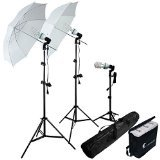 LimoStudio-Photography Photo Portrait Studio 600W Day Light Umbrella Continuous Lighting Kit at amazon