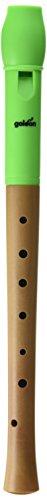 Goldon 42010 in legno di acero-Flauto dolce Soprano in do, singolo, con custodia, colori vari