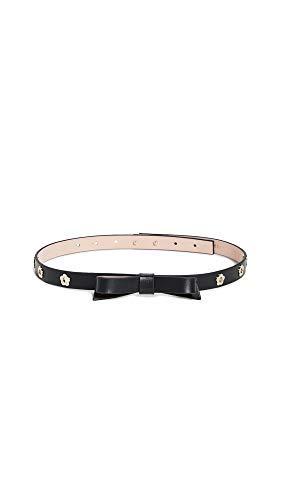 Kate Spade New York - Cintura da donna con fiocco - Nero - M