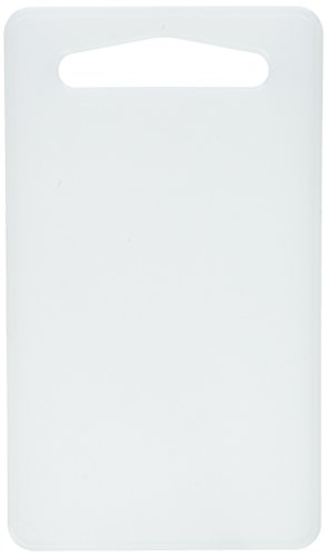 Fackelmann 39005 - Tabla Cortar Cocina LLDPE Blanca