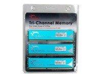 G.Skill PC1333 Arbeitsspeicher 6GB (1333 MHz, 3x2GB, 240-Polig) DDR3 RAM Kit -