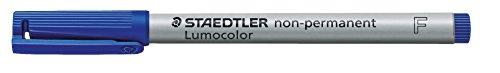Desconocido Staedtler 3163  - Lumocolor F Azul Agua