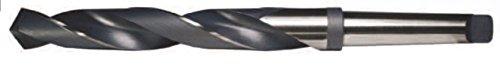 Viking Bohrer und Werkzeug Typ 510 118 Grad HSS Oberflächenbehandelter Kegelschaft Bohrer, 14520, 45/64