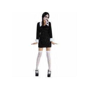 Creepy School Girl - Halloween - Adult Kostüm (Halloween-kostüm Mittwoch)