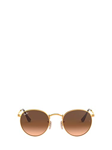 Ray-Ban Luxury Fashion Damen RB34479001A5 Gold Sonnenbrille | Frühling Sommer 19