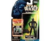 Star Wars - Power of The Force - Death Star Droid - Action Figur - Freeze Frame FF / DIA (Star Wars-droid-action-figuren)