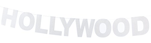 Beistle 50733Blättern Hollywood Streamer, 8–1/2Zoll von Geschenkpapierrolle 244cm