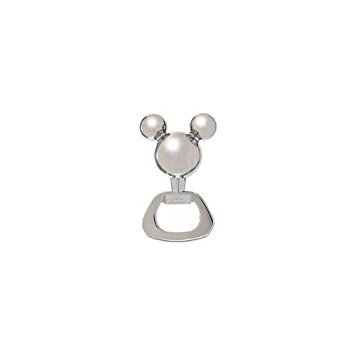 Stainless Steel Bottle Opener by Disney ()