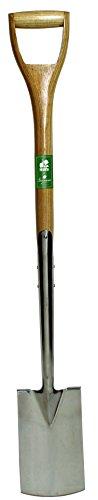 Bosmere R496 Haws Edelstahl-Gabel, 99 cm Border Spade 39