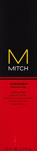 Paul Mitchell Mitch Hardwired – Max Hold Spiking, 1er Pack (1 x 75 ml) - 3