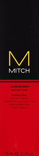 Paul Mitchell Mitch Hardwired – Max Hold Spiking, 1er Pack (1 x 75 ml) - 3