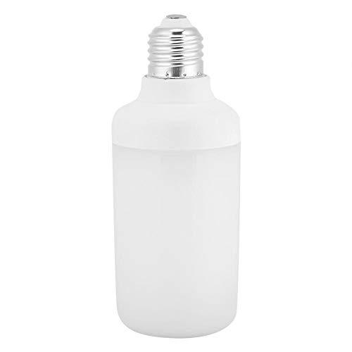Gyn-Dm Lámpara De Llama De Simulación Led Bombilla De Llama Lámpara De Inducción De La Gravedad Llama LED Bombilla De Lámpara De Llama Lámpara E27 * B22 * 7W