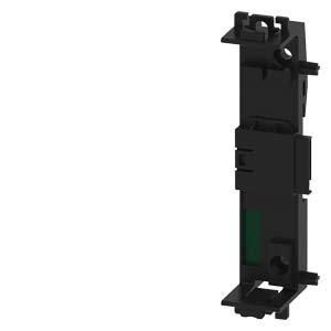 Siemens 3ZY1212–2AB00Geräteanschlußstück für Signal-, Breite 22,5mm, für die Electr. Verbindung von Sirius Geräten im de. DIN Rail Gehäuse, weiß (Die Sirius-verbindung)